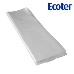 ECOTER Plastic bag for pedicure - (25 pieces)