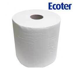 ECOTER Roll Cellulose II-layer glued PREMIUM 260