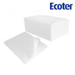 ECOTER Pedicure celulose towel 50x40 (100 pcs)