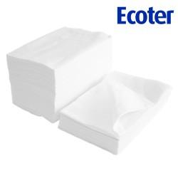 ECOTER Ręcznik do pedicure z włókn. perf. Extra 50x40 (50 szt)