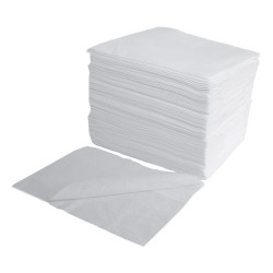 Hairdresser perforated towel BASIC  70x40 - (100 pieces)