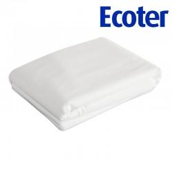 ECOTER Prześcieradło z włókniny SOFT 215x100 - (10szt)
