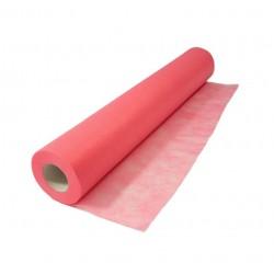 Podkład kosmetyczny z włókniny różowy 60cm/50m