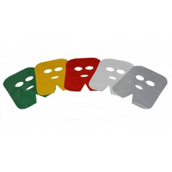 Face masks - PE – (100 pieces)