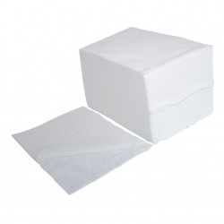 Disposable haidresser towel smooth BASIC EXTRA 70x40 - (100pieces)