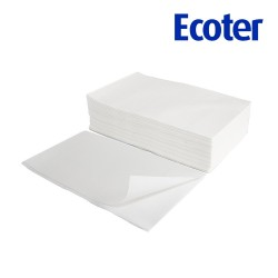 ECOTER Cellulose hairdressing towel - EXTRA 70x40 (100 pc.)