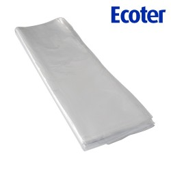 ECOTER Plastic bag for pedicure - (25 pieces)