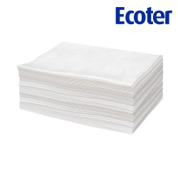 ECOTER Nonwoven hairdressing towel 76x50 (100 pc.)