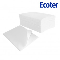 ECOTER Cellulose pedicure towel - Extra 50x40 (100 pcs)