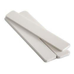 Nail file straight double sided 180x240 (5 pieces)