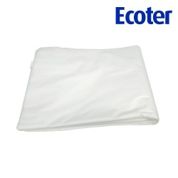 ECOTER Nonwoven hairdressing cutting long cape
