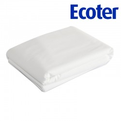 ECOTER Nonwoven bed sheet SOFT 215x100 - (10 pieces)
