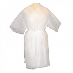 ECOTER Disposable nonwoven kimono spa - (1/10 pieces)