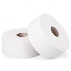 Papier toaletowy II-warstw. klejony 100mb - 12 szt.
