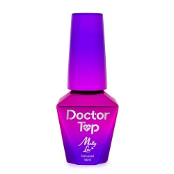 DOCTOR TOP MOLLY LAC INNOWACYJNY SAMO NAPRAWIAJĄCY SIĘ TOP NO WIPE...