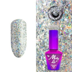 MOLLY LAC HYBRID LACQUER - QUEENS OF LIFE - STARDUST 10ml No. 31