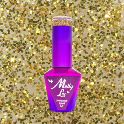 MOLLY LAC SENSUAL AURELIE HYBRID PAINT 10 ML NO.208