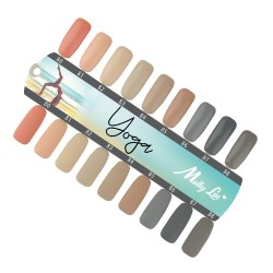 MOLLY LAC SAMPLE - YOGA AND MEDITATION - GLOSS AND MAT - 9 COLORS