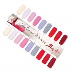 MOLLY LAC SAMPLE - GLAMOR WOMEN - GLOSS AND MAT - 9 COLORS
