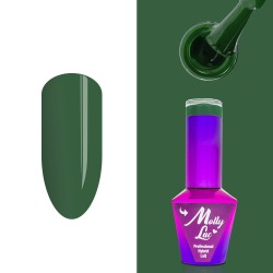 Molly Lac Pure Nature Moss hybrid varnish ... 10ml No. 107