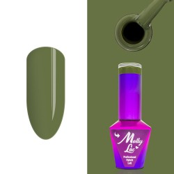 Lakier hybrydowy Molly Lac Rest&Relax Just Chill Out 10ml nr 98