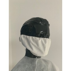White face-mask - Extra (10 pc.)