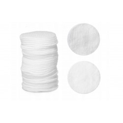 Cotton cosmetic pads  - (750 pc.)