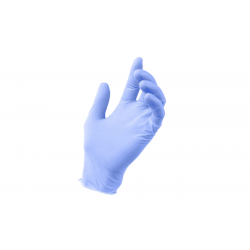 Nitrile gloves blue S - (100 pieces)