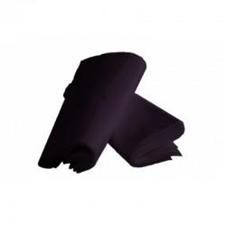 ECOTER Prześcieradło z włókniny PREMIUM 200x90 Czarne - (10szt)