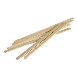 Wooden tongue depressor - SMALL - (100 pieces)