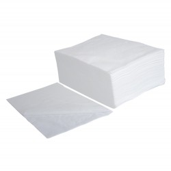 Disposable haidresser towel smooth BASIC EXTRA 70x40 - (50pieces)