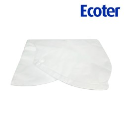 ECOTER Modeling, make-up nonwoven cap SOFT (20 pcs)
